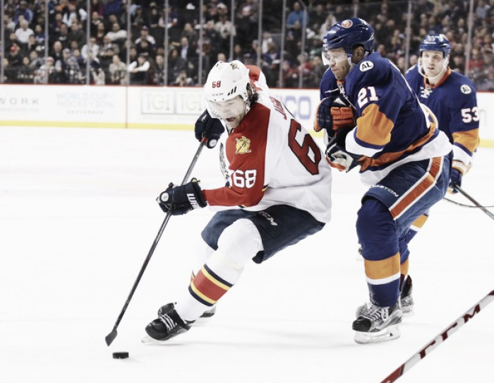 Eastern Conference Quarterfinal Preview: New York Islanders vs. Florida Panthers