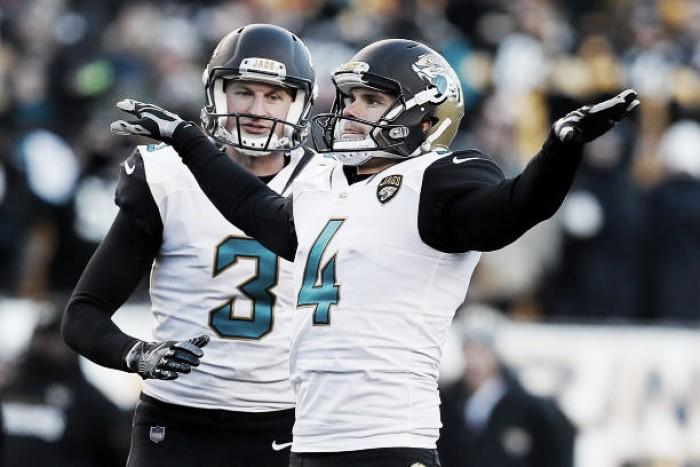 Em jogo com 87 pontos, Jaguars vencem Steelers e se classificam para final da AFC