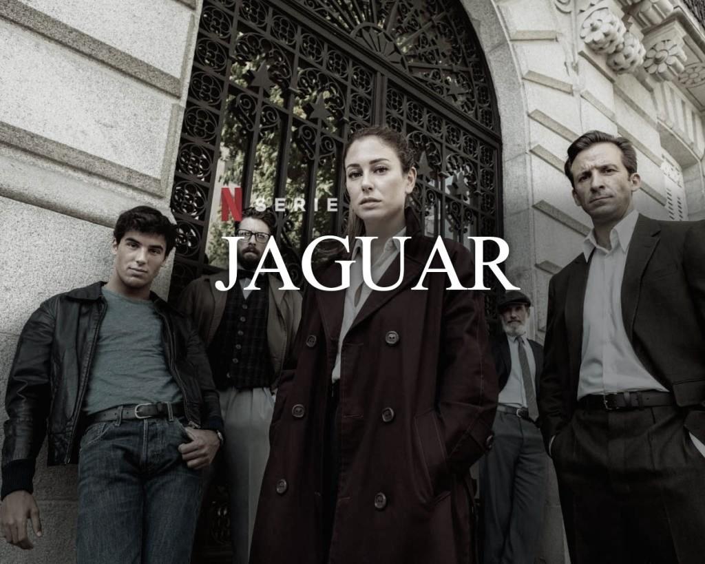 """Netflix anuncia una nueva serie: """"Jaguar"""""""