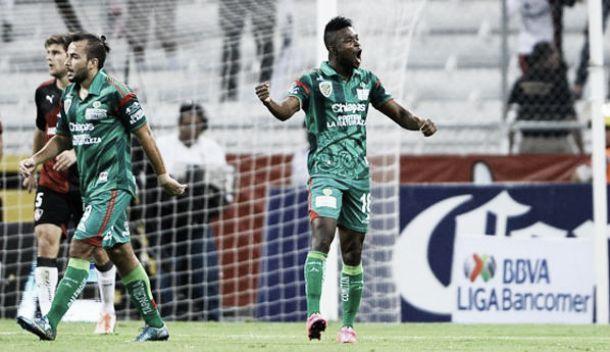 Atlas - Jaguares: Puntuaciones de Chiapas, en la jornada 16 de la Liga MX Apertura 2015