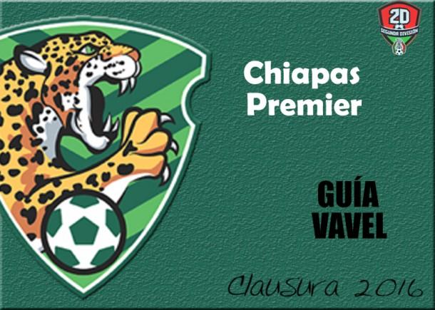 Segunda División Premier: Chiapas Premier