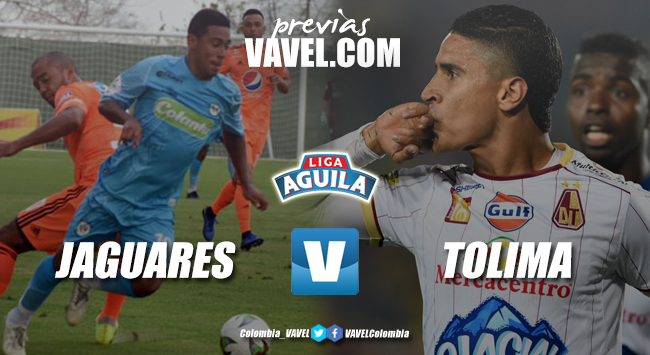 Previa Jaguares de Córdoba vs Deportes Tolima: en busca de tres puntos para consolidarse