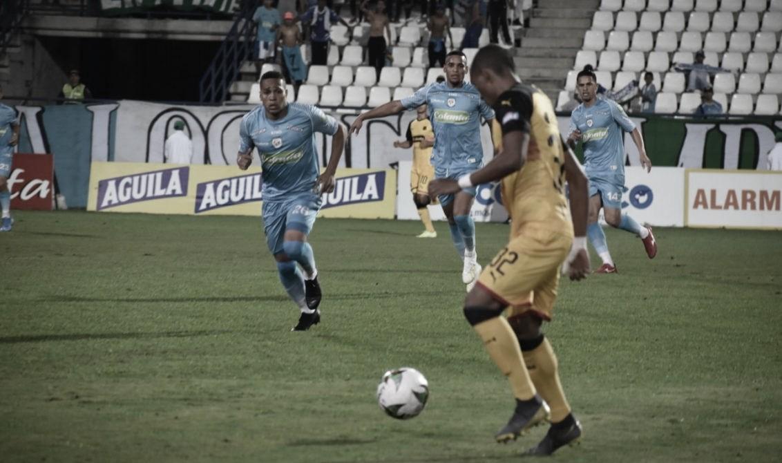 Independiente Medellín consiguió una victoria en su visita a Montería