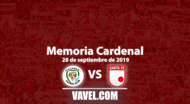 Memoria Cardenal: La única victoria del 'León' ante 'Los felinos' en Montería