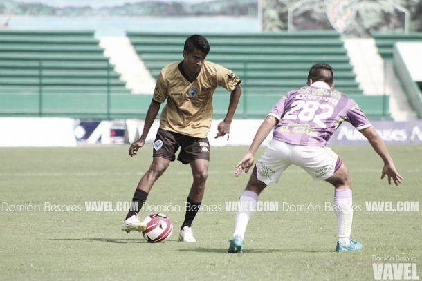 Empate bravo entre Jaguares y Tampico