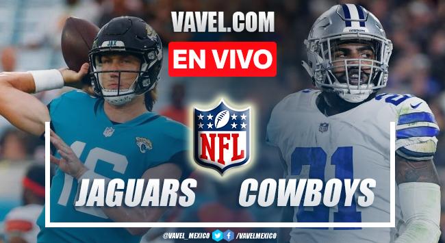Resumen y anotaciones del Jaguars 34-14 Cowboys en Pretemporada NFL
