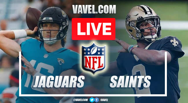 Touchdowns and Highlights Jaguars 21-23 Saints in NFL Preseason