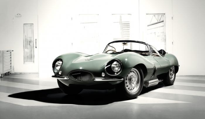 Los 9 Jaguar XKSS nonatos se fabrican 60 años después