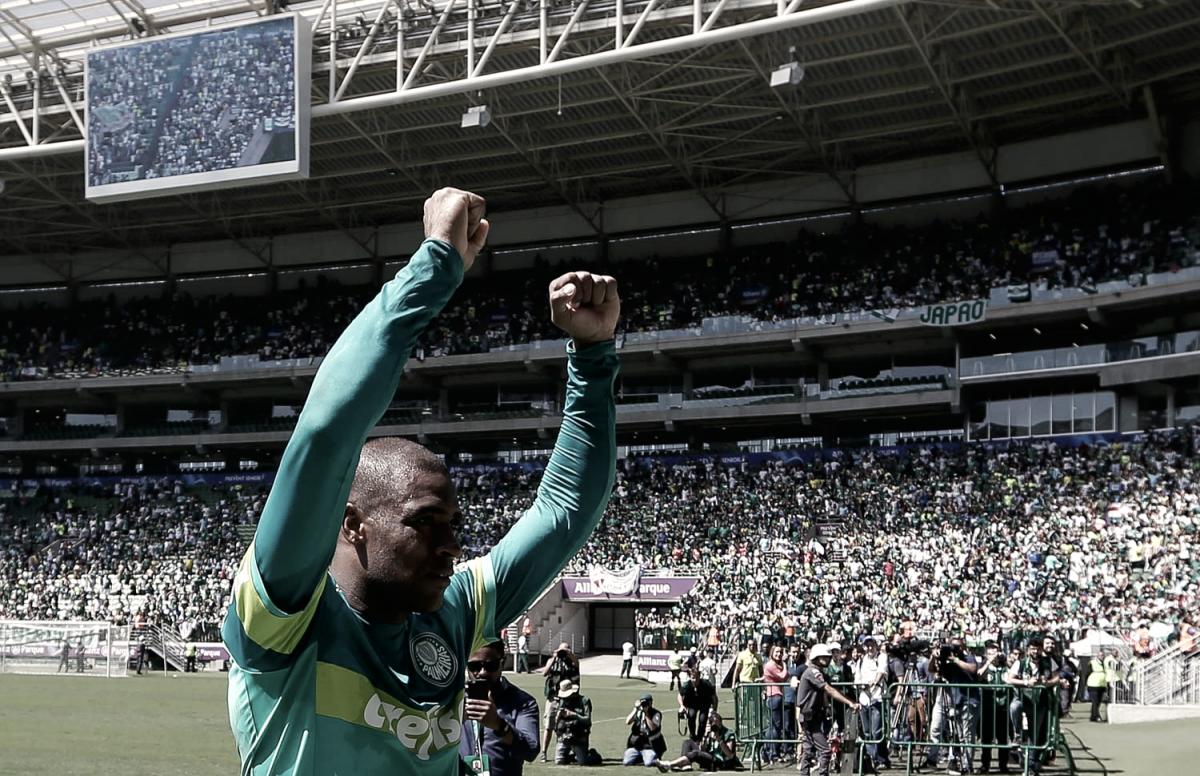 Jailson alcança série invicta no Campeonato Brasileiro e iguala marca histórica do Palmeiras