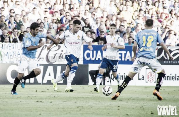 "Jaime Romero: ""Tenemos que seguir ganando"""