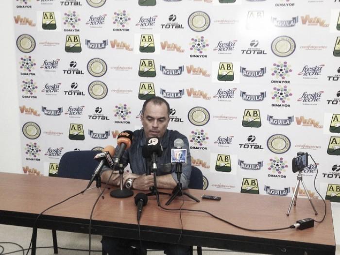 """Jaime de La Pava: """"Con el paso de los días el equipo va plasmando lo que queremos"""""""