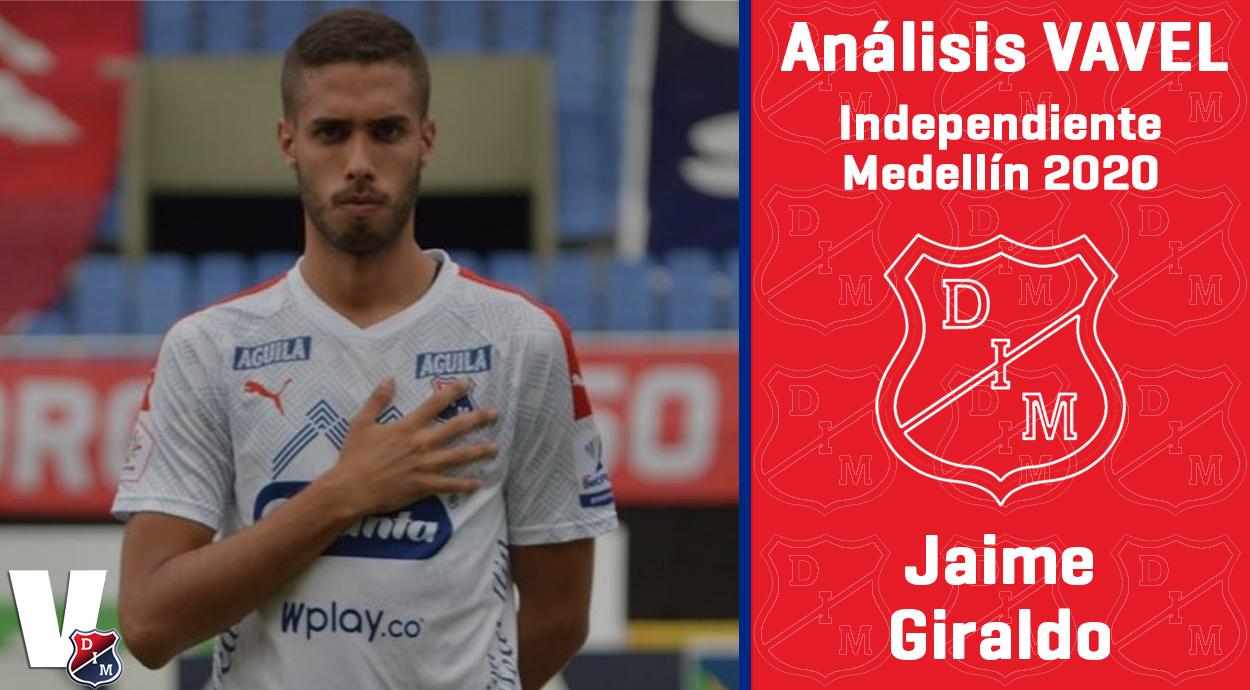 Análisis VAVEL, Independiente Medellín 2020: Jaime Giraldo