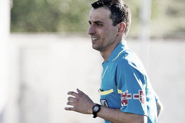 Jaime Latre mantendrá el orden en el Camp Nou