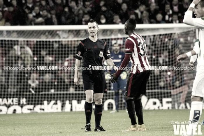 Perfil del árbitro: Santiago Jaime Latre