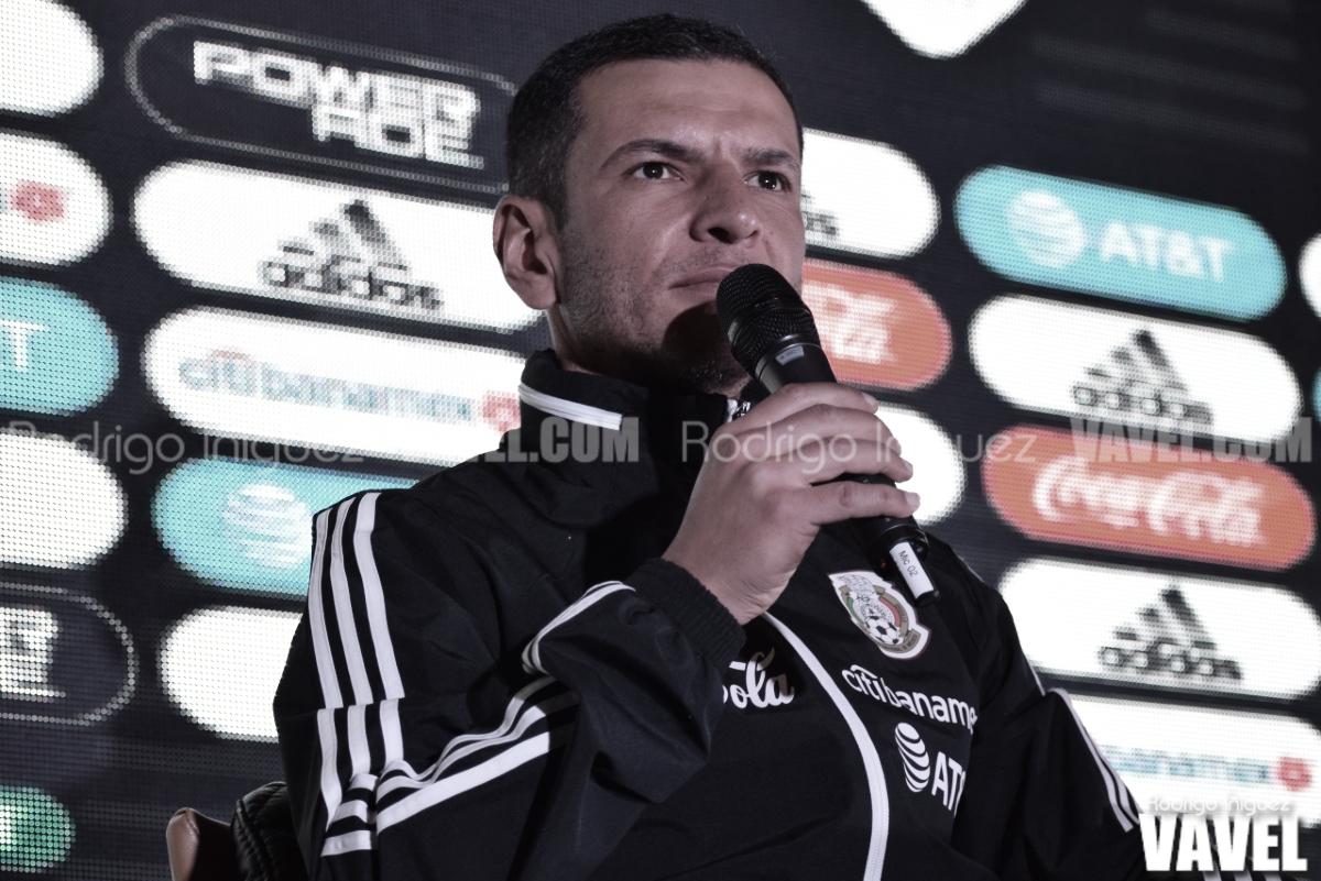 Jaime Lozano presenta lista de convocados para el Preolímpico