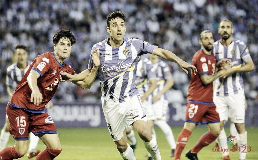 Anuario VAVEL Real Valladolid 2018: delantera, el año de Jaime Mata