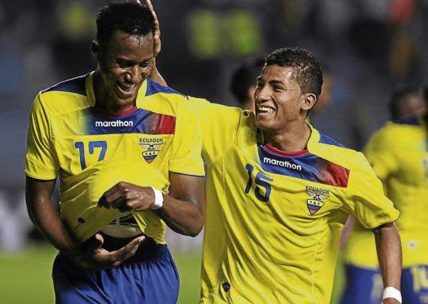 Jaime Ayoví podría terminar en Liga de Quito
