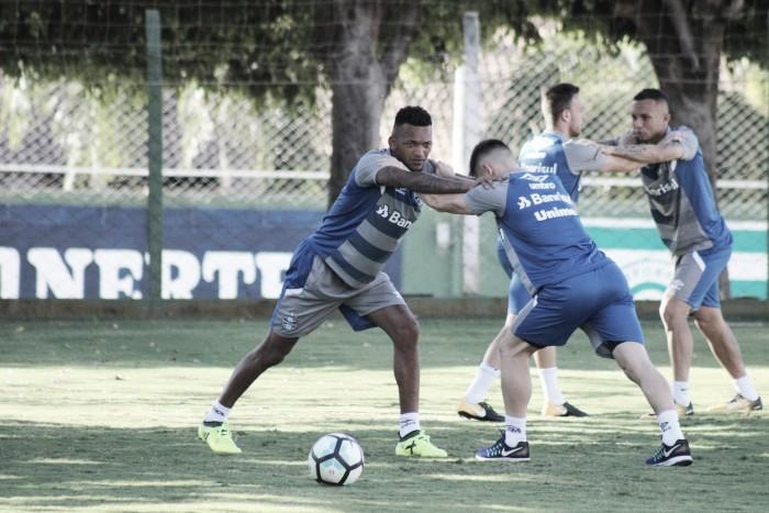 Motivado ao vencer como visitante, Atlético-GO encara desfalcado Grêmio