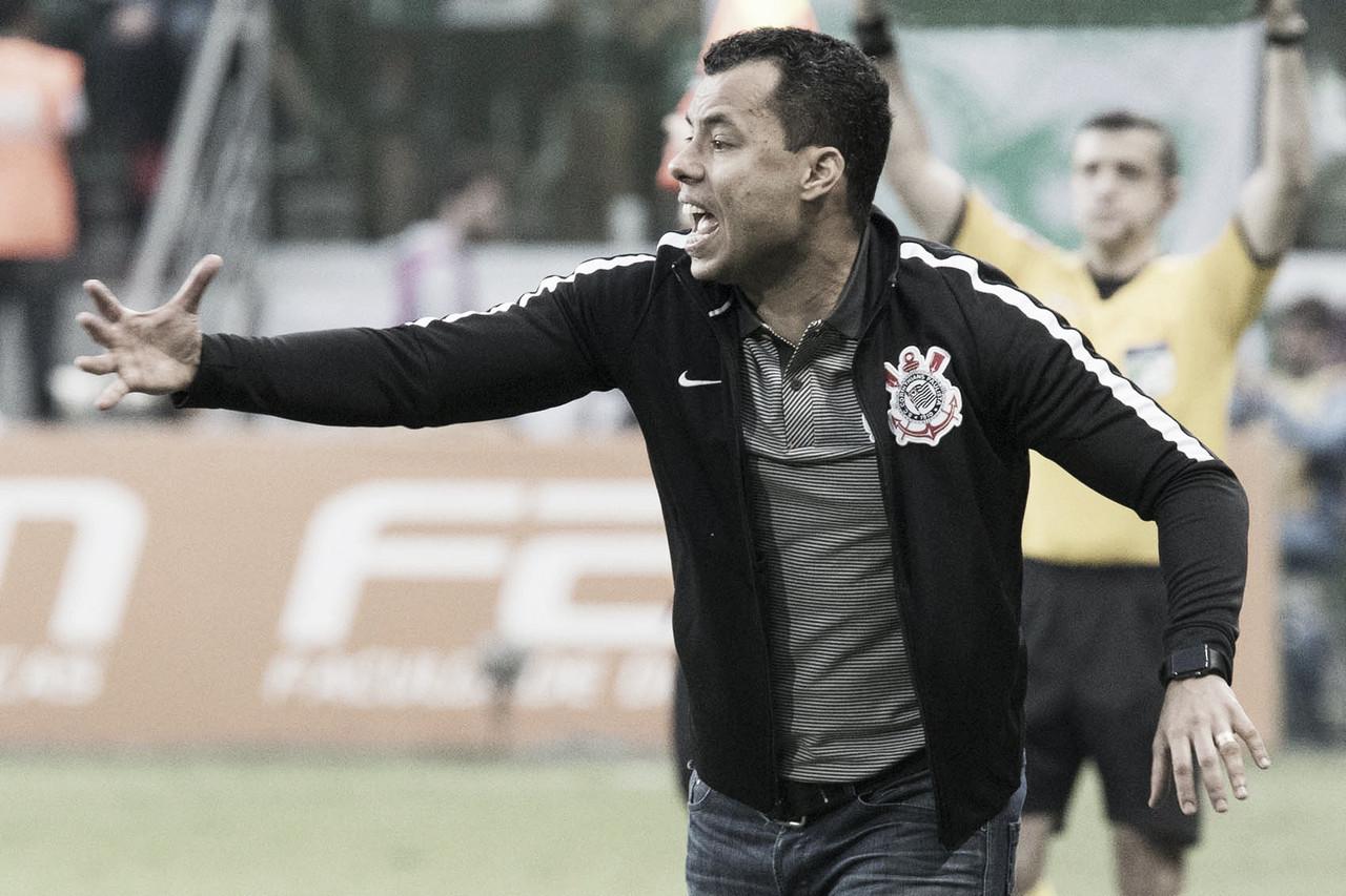 Jair Ventura faz alerta após derrota do Corinthians no clássico: ''Temos que acordar''