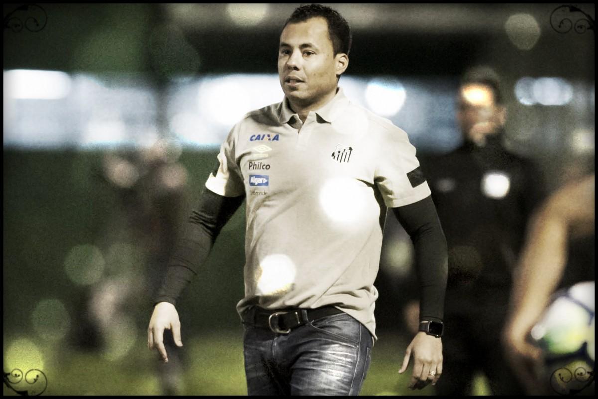 Após empate contra Chapecoense, diretoria do Santos demite técnico Jair Ventura