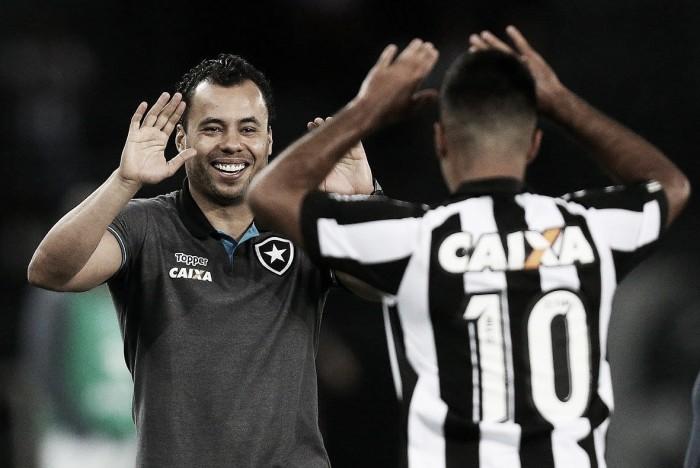 Efeito Jair Ventura: Botafogo apresenta boas atuações na Copa do Brasil