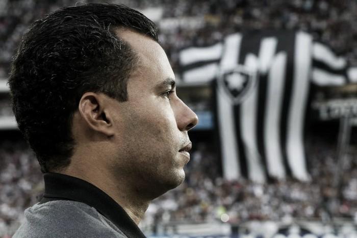 Pressionado, Jair Ventura assume responsabilidade por quarto jogo sem vitória do Botafogo