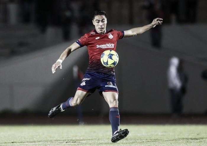 """Jairo Araujo: """"Vamos por la clasificación"""""""