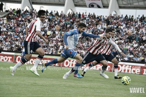 Subraya Jair Pereira el trabajo defensivo de Chivas
