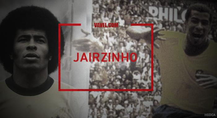 Lendas da Copa do Mundo: Jairzinho