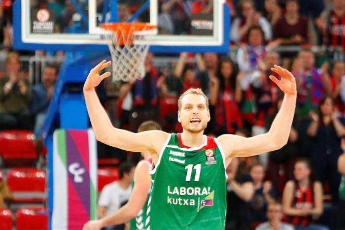 Il Laboral Kutxa si aggiudica gara 1: 84-68 contro ilPanathinaikos