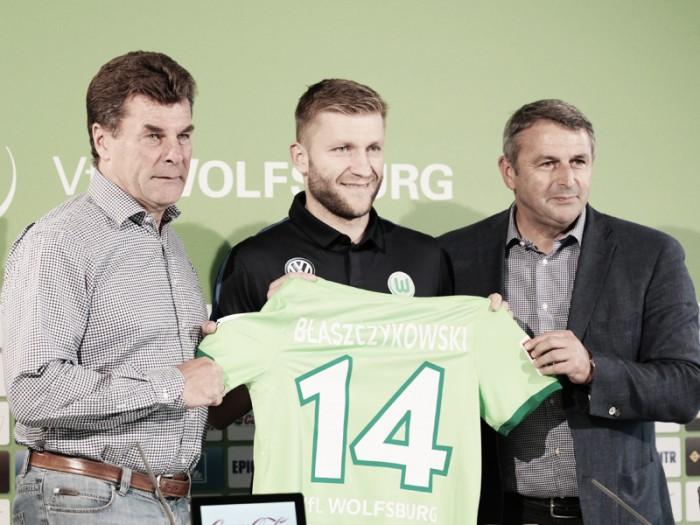 Wolfsburg contrata meia polonês Jakub Blaszczykowski junto ao Borussia Dortmund