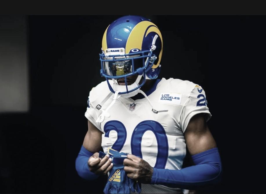 Jalen Ramsey renova com Rams e se tornacentre-backmais bem pago da NFL