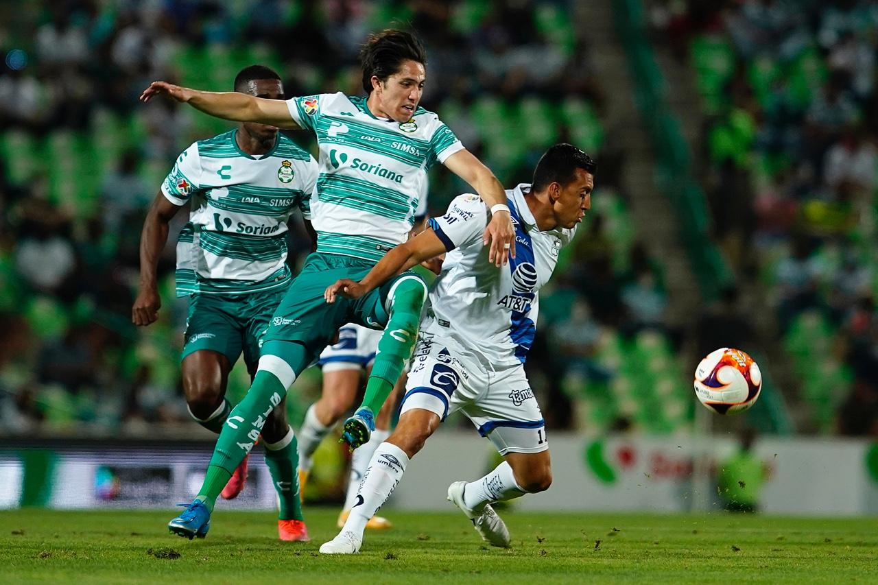 Tras empate en la Comarca, Santos, a repechaje; Puebla, a cuartos de final