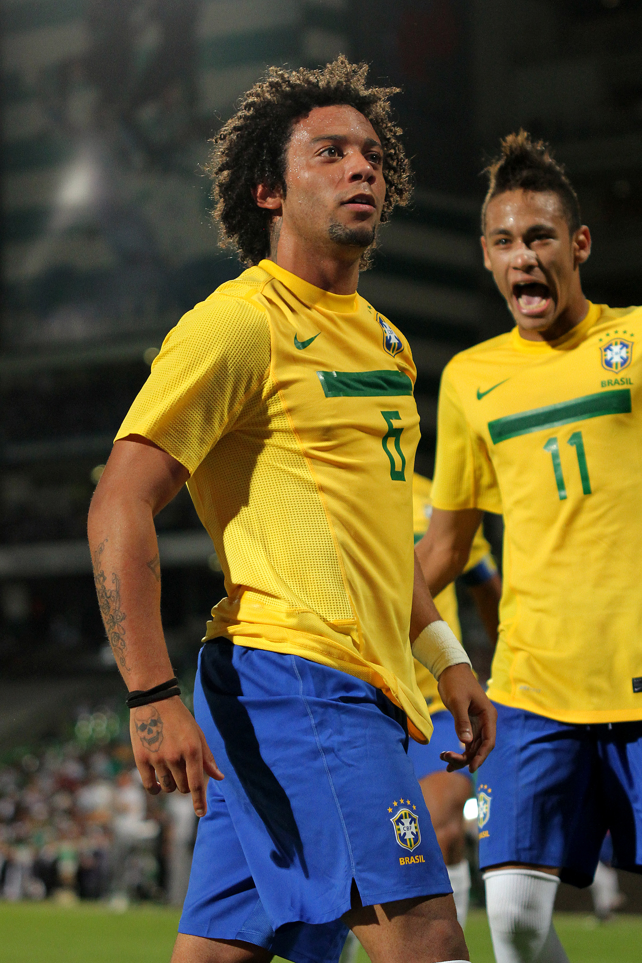"""Marcelo: """"He aprendido mucho de Mourinho y quiero seguir haciéndolo"""""""