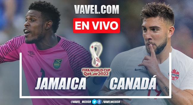 Goles y resumen del Jamaica 0-0 Canadá en Eliminatorias CONCACAF 2022