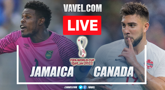 Goal and Highlights: Jamaica 0-0 Canadá in World Cup Qualifiers 2022