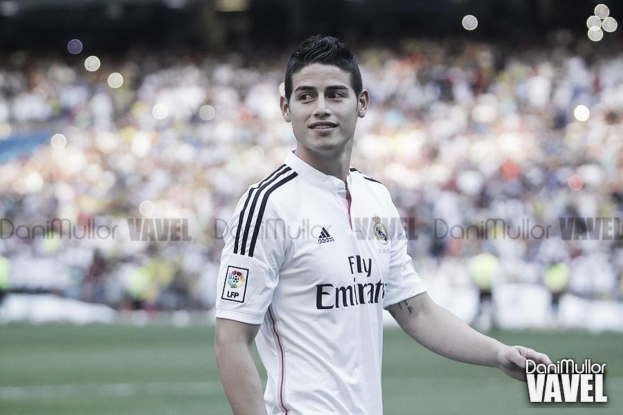 James Rodríguez, de nuevo posible fichaje para el Atlético de Madrid