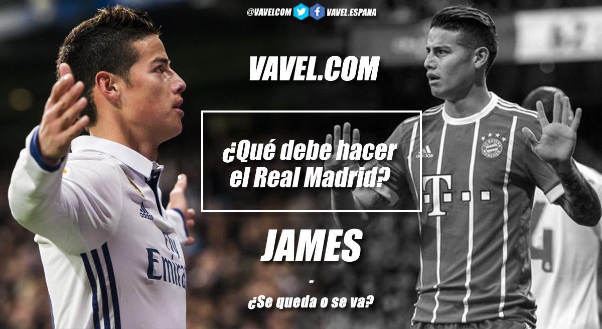 James, un dilema para el Madrid: refuerzo estrella o venta sistemática