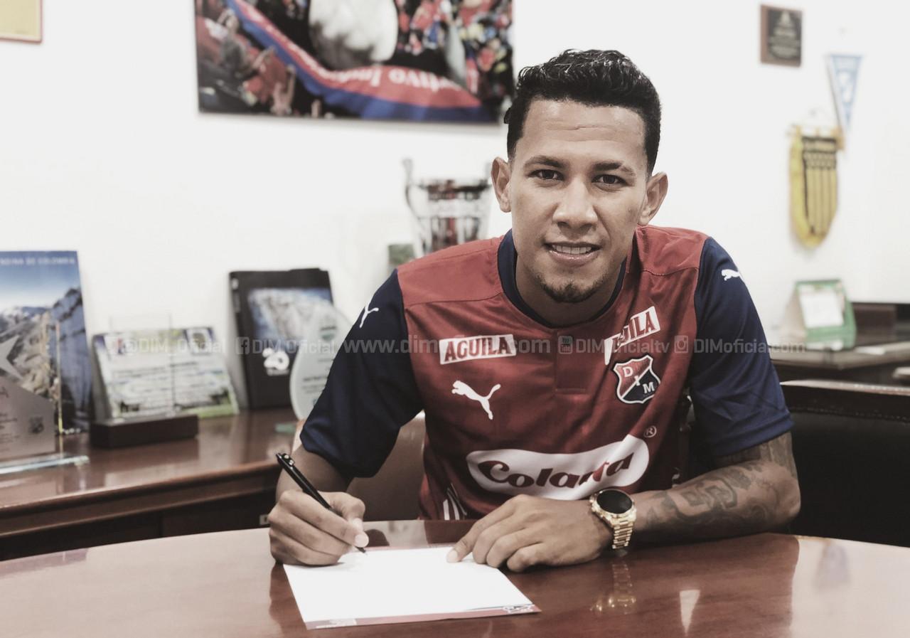 James Sánchez es nuevo jugador del Independiente Medellín