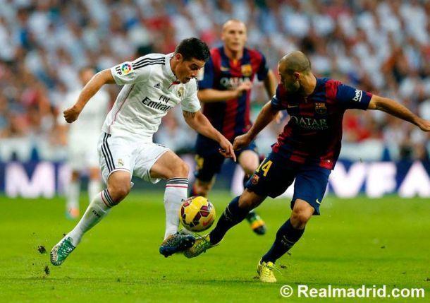 Rodriguez: Do not compare me to Ronaldo