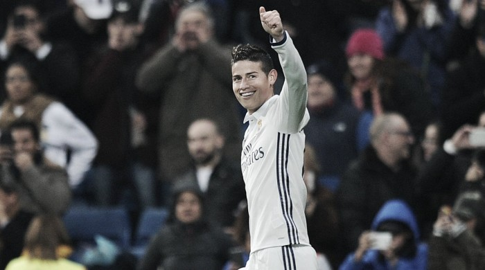 Real Madrid, futuro inglese per James Rodriguez?