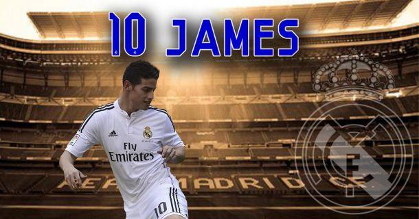 Real Madrid 2015/16: James Rodríguez