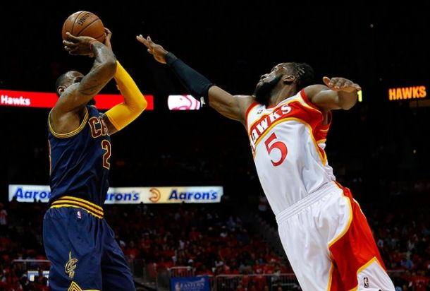 Without Kyrie Irving Cleveland Cavaliers Take Game 2 Over Hawks After Explosive Third Quarter