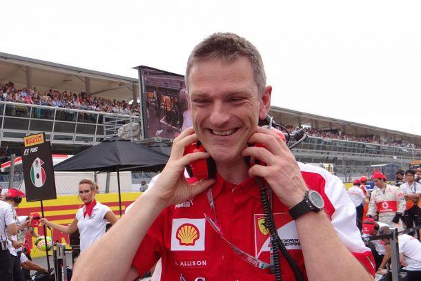 """Allison (Ferrari): """"Nel 2014 i piloti dovranno cambiare stile di guida"""""""