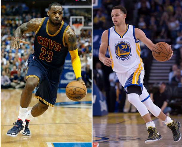 Stephen Curry, LeBron James Headline 2015 All-NBA First Team