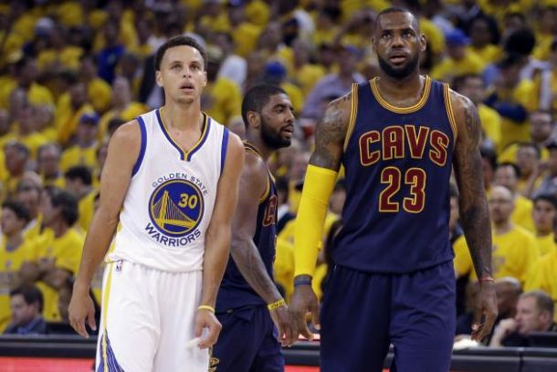 The Dominance Of LeBron James In The NBA Finals