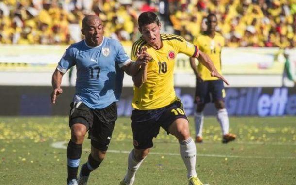 Colombia - Uruguay, le sudamericane cominciano a farsi guerra