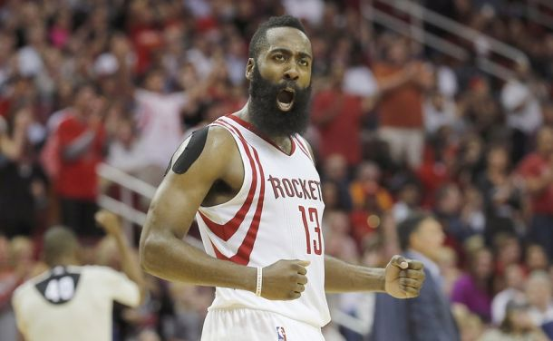 Harden Spills 37 As Houston Rockets Notch First Season Win Over Oklahoma City Thunder
