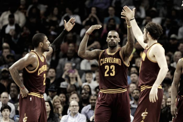 NBA Playoffs: Altro giro, altro sweep. Cleveland risponde presente