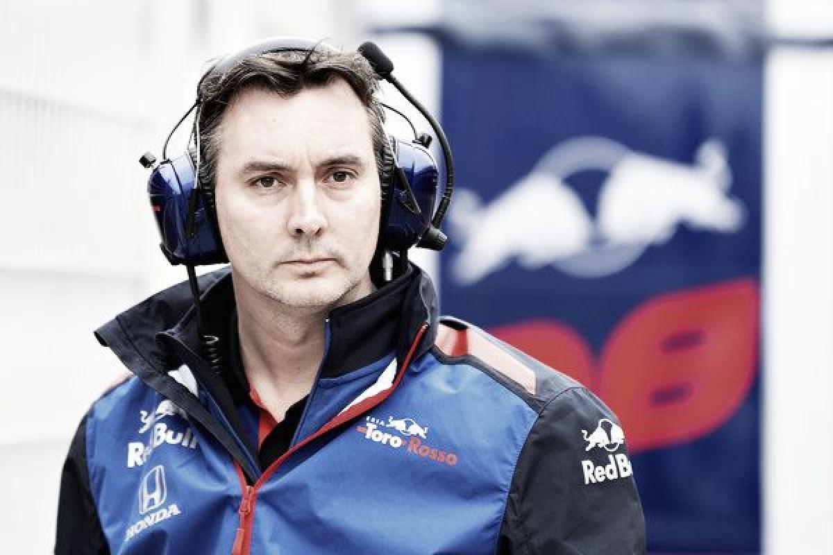El jefe técnico de Toro Rosso está cerca de irse a McLaren
